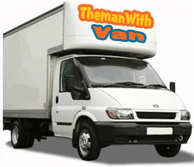 The man with Van