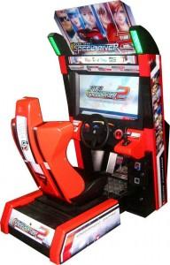 Arcade car games