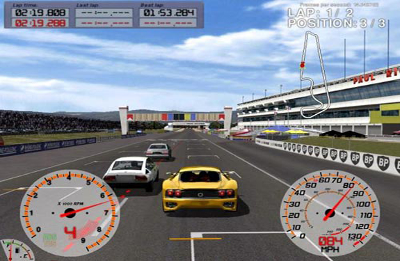 games online free play car racing 2013