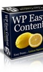 Build Empires of 'Virtual Real Estate' With WP Easy Content!